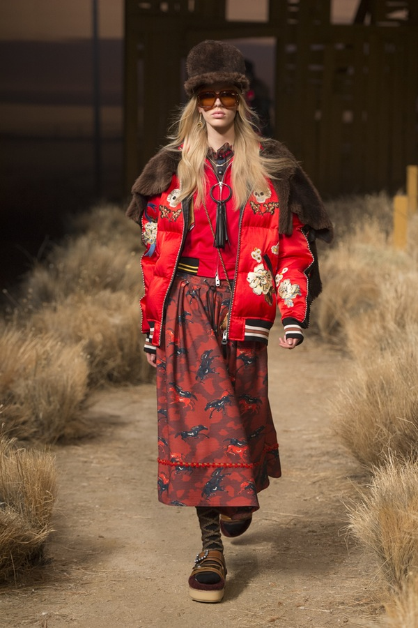 Coach New York Fashion Week Fall 2017