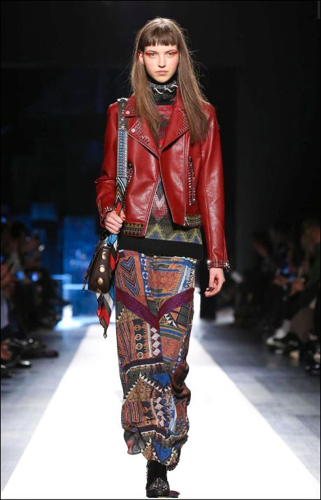 Desigual New York Fashion Week Fall 2017