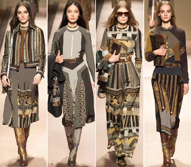 Etro New York Fashion Week Fall 2017