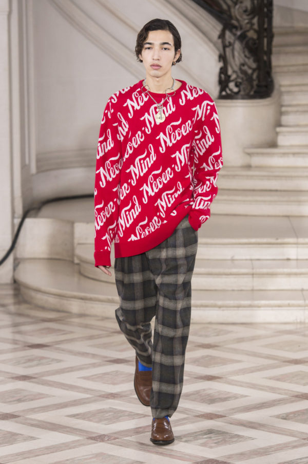 Etudes Menswear Fall 2017 Collections
