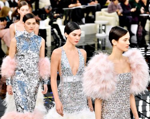 Chanel Spring 2017 Couture Show Finale
