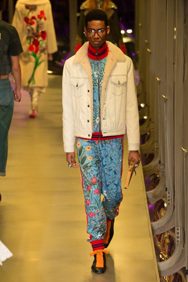 Gucci Milan Fashion Week Fall 2017