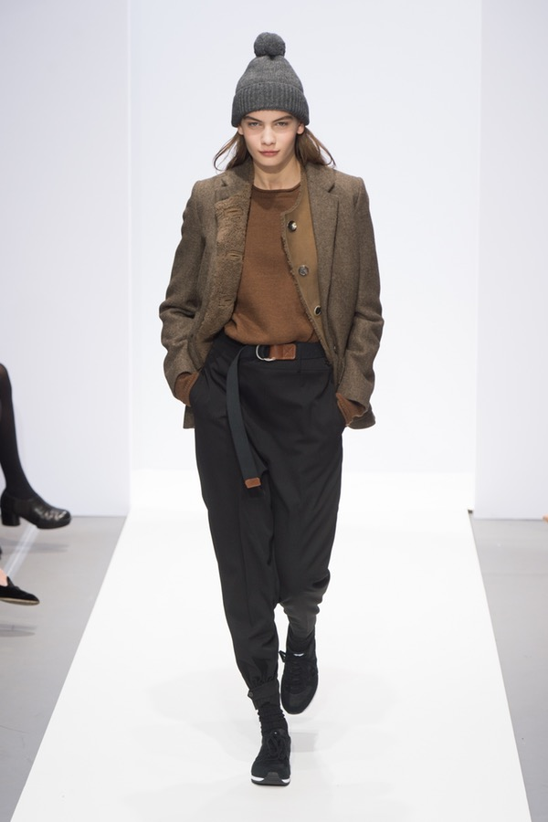 Margaret Howell London Fashion Week Fall 2017