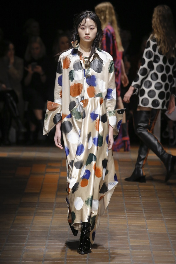 Marques Almeida London Fashion Week Fall 2017