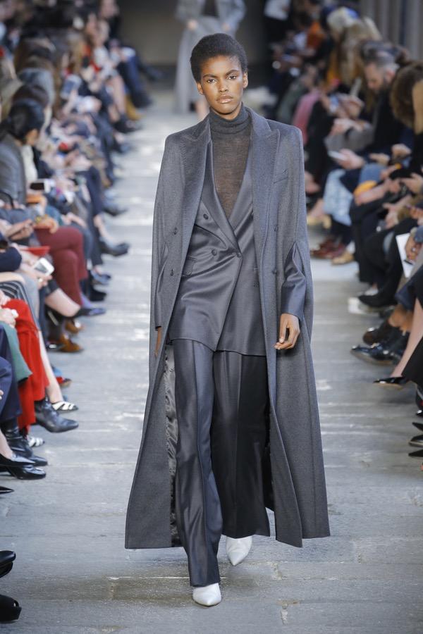 Max Mara Milan Fashion Week Fall 2017