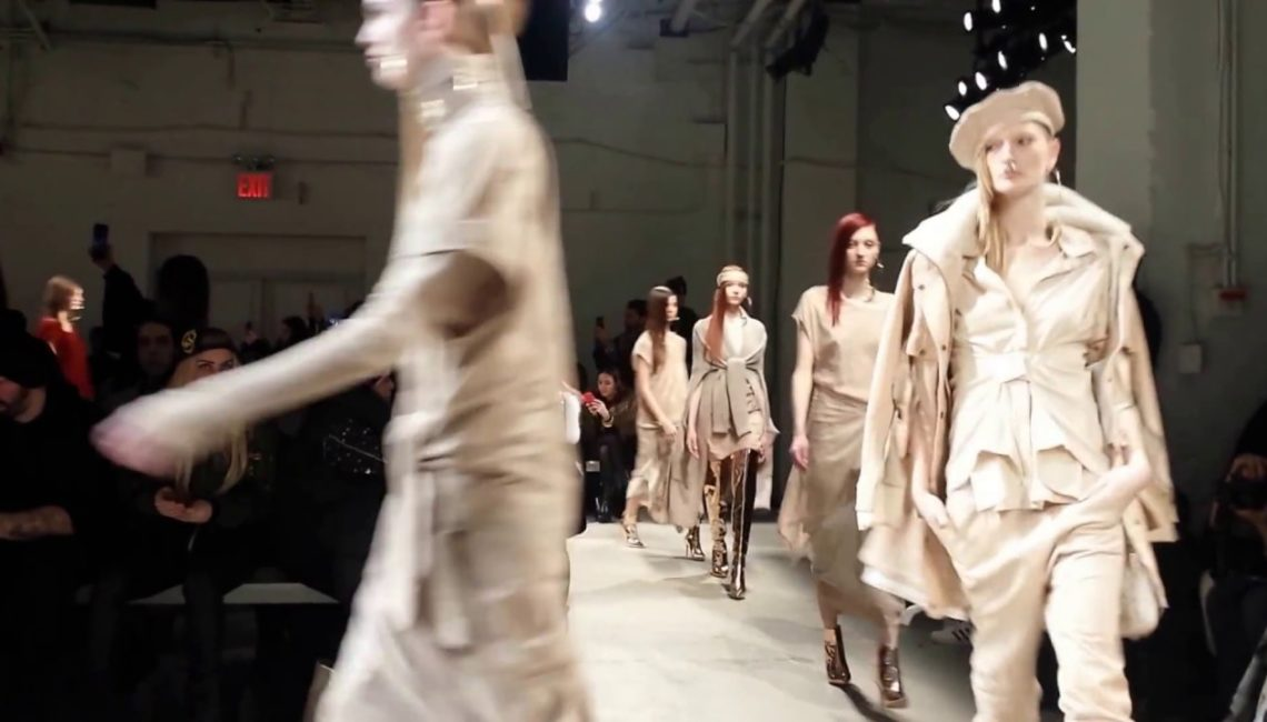 New York Fashion Week Fall 2017 Collection Reviews Part 1 Furinsider