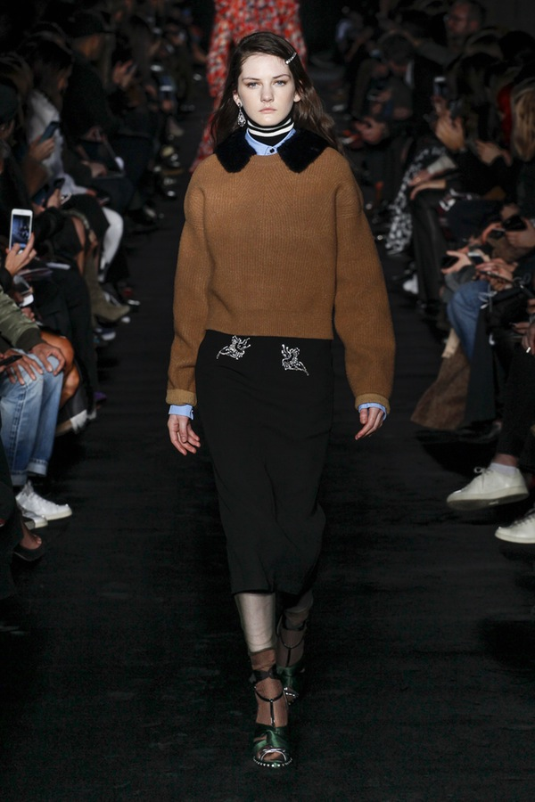 No. 21 Milan Fashion Week Fall 2017