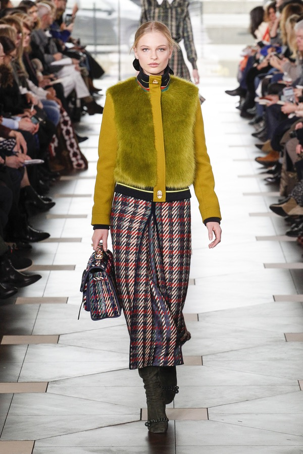 Tory Burch New York Fashion Week Fall 2017