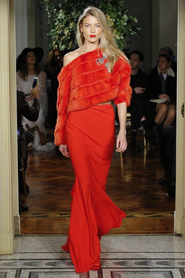Alberta Feretti Spring 2017 Couture