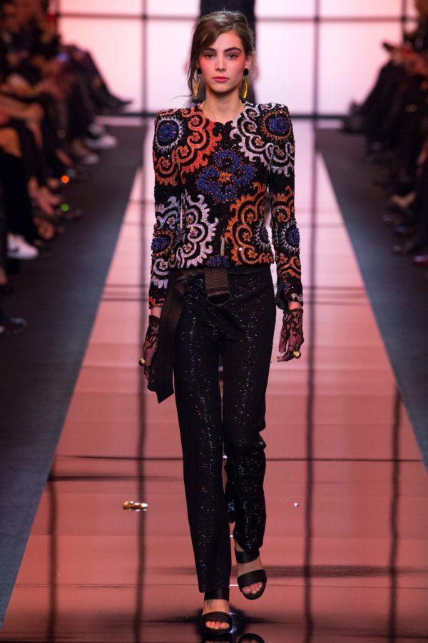 Armani Privé Spring 2017 Couture Collection