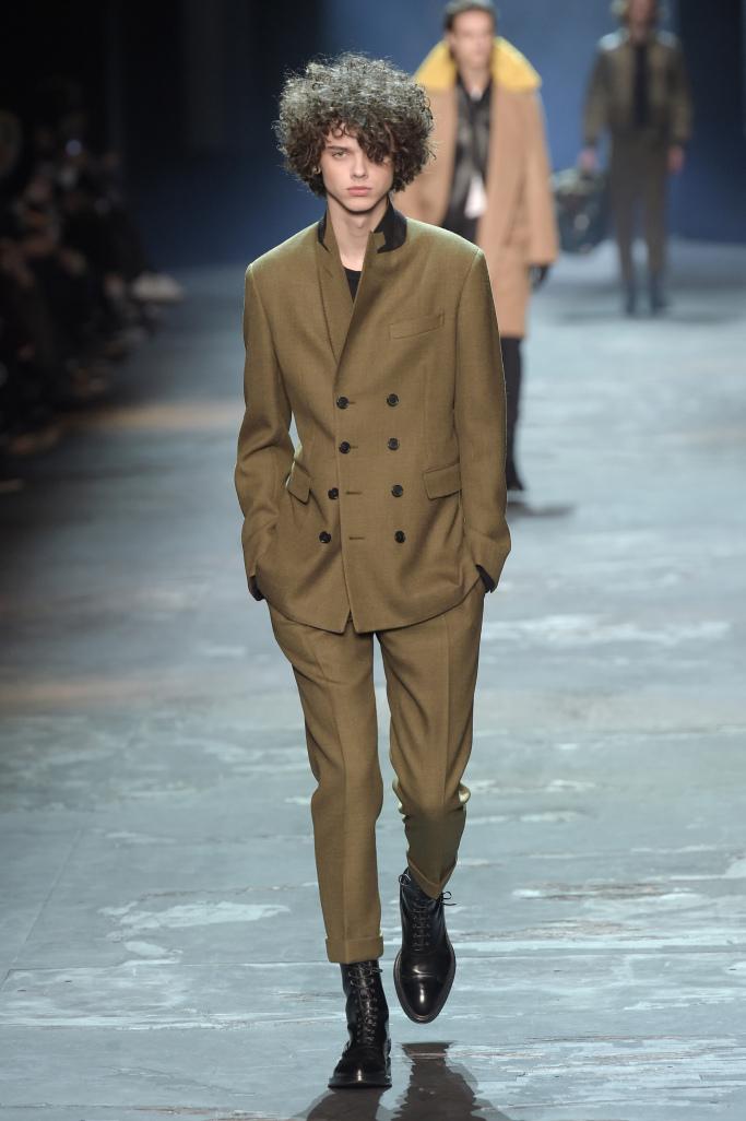 Berluti Menswear Fall 2017 Collections