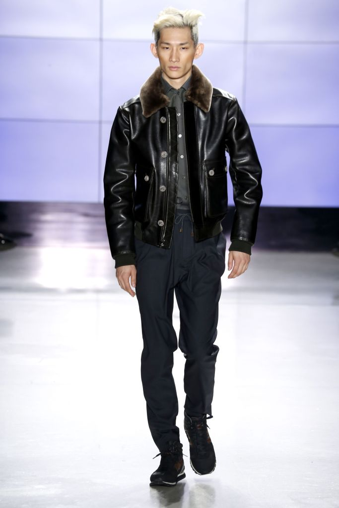 Brett Johnson New York Fall 2017 Menswear