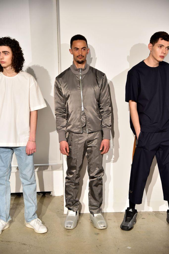 Bristol New York Fall 2017 Menswear