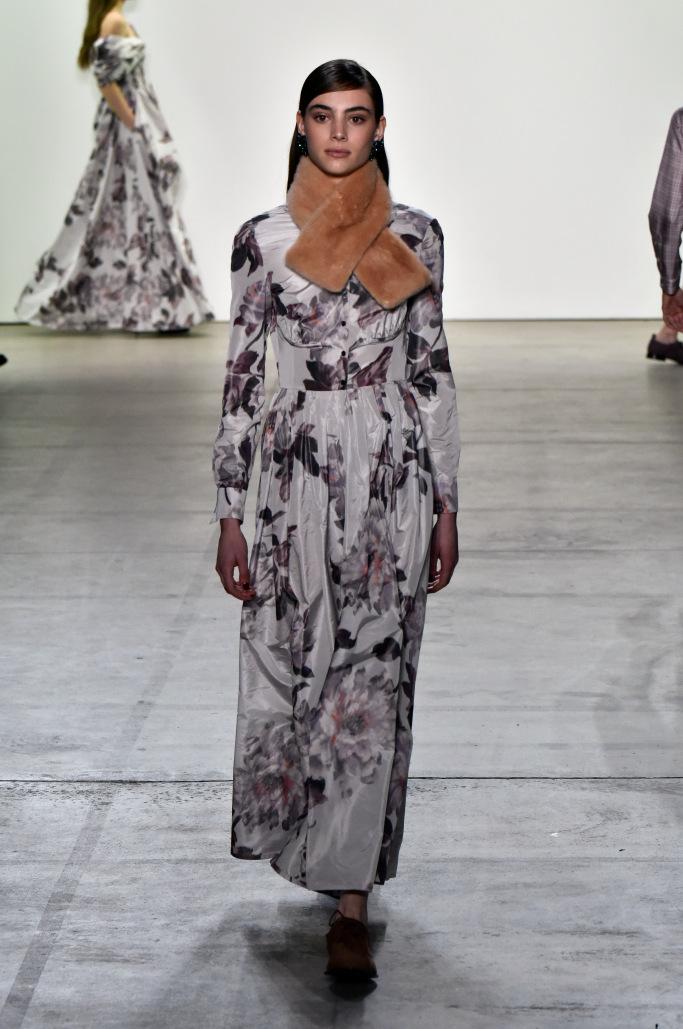 Brock Collection New York Fashion Week Fall 2017