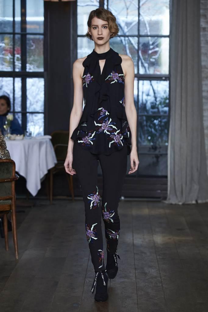 Cinq a Sept New York Fashion Week Fall 2017