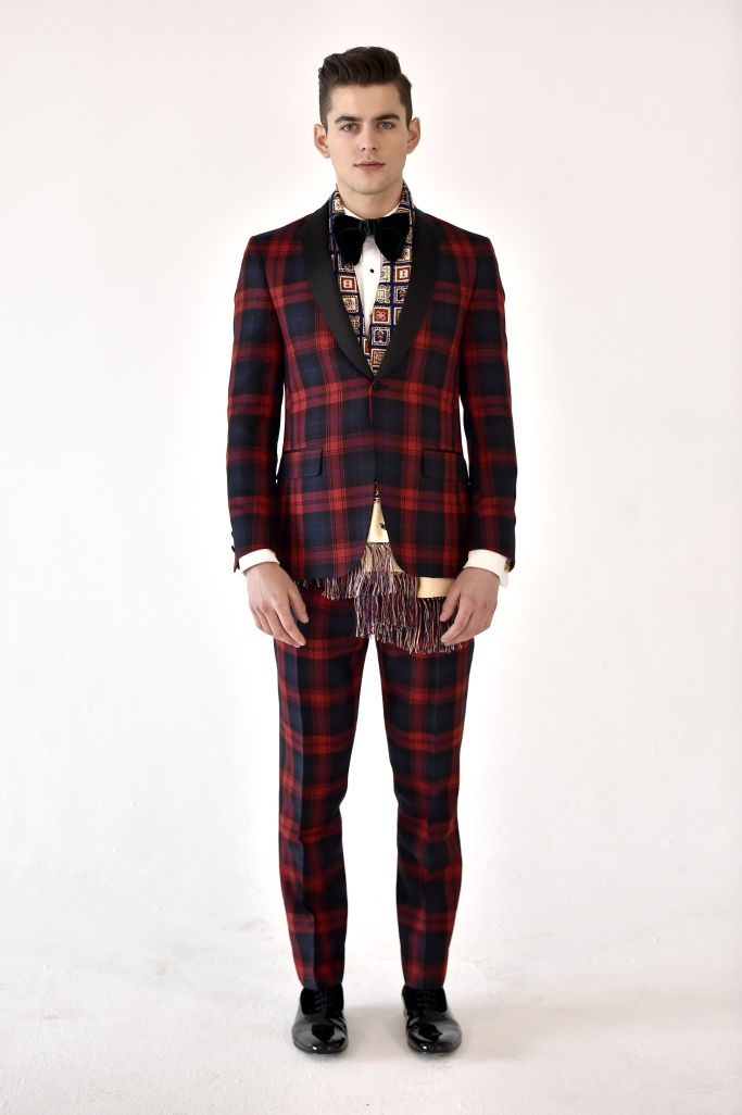 David Hart New York Fall 2017 Menswear