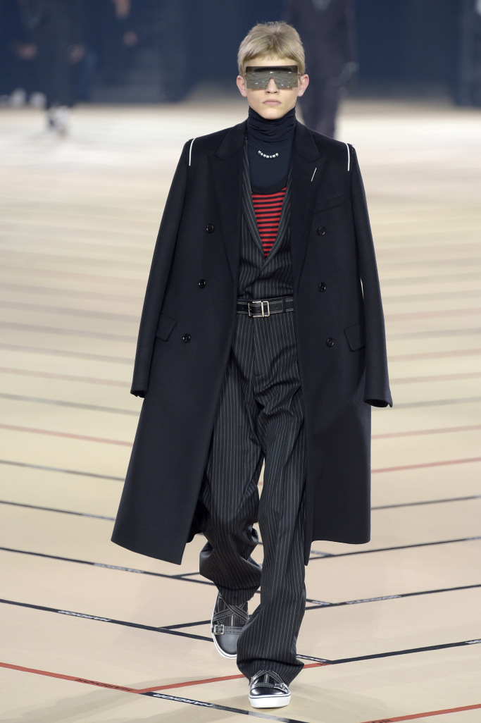 Dior Homme Fall 2017 collections