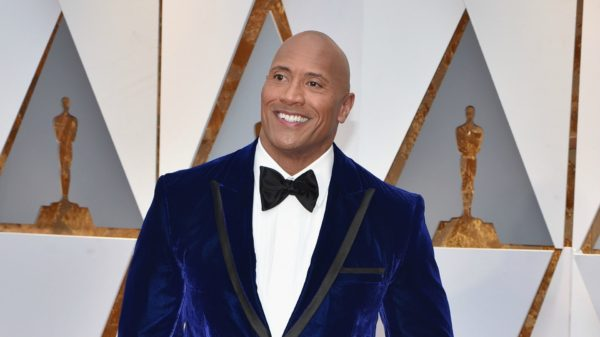 OSCARS Trends -Dwayne Johnson