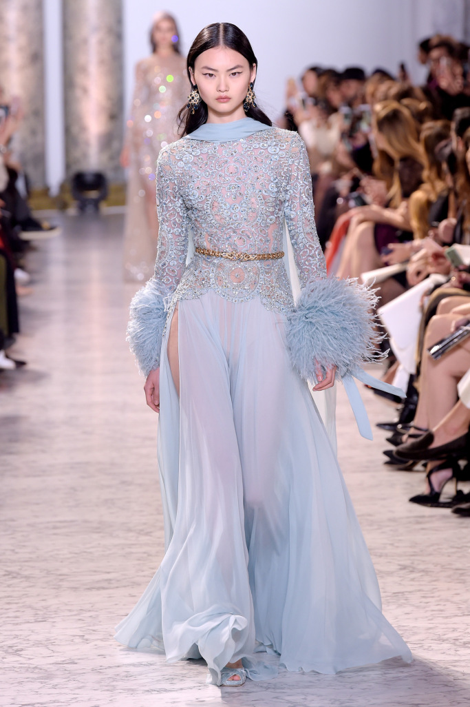 Elie Saab Couture Spring 2017 Couture