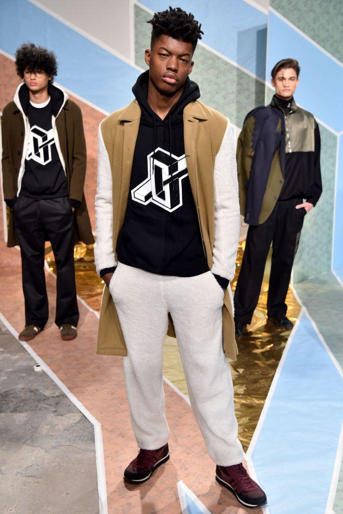Garciavelez New York Fall 2017 Menswear