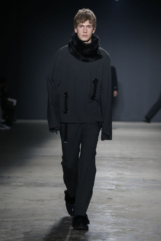 New York Fashion Week Fall 2017 Menswear General Idea