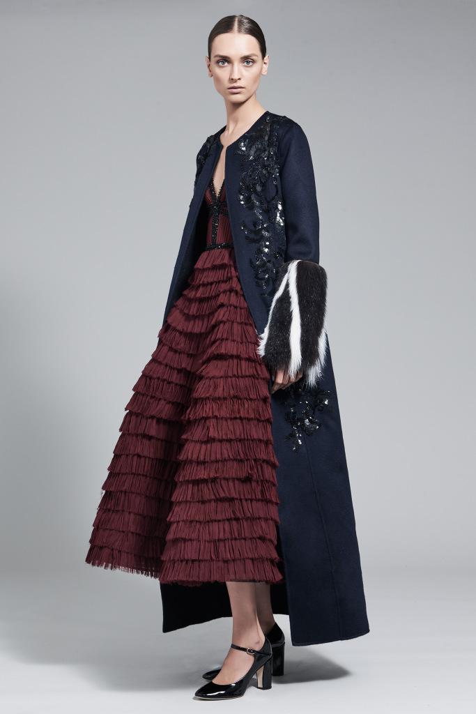 J. Mendel New York Fashion Week Fall 2017