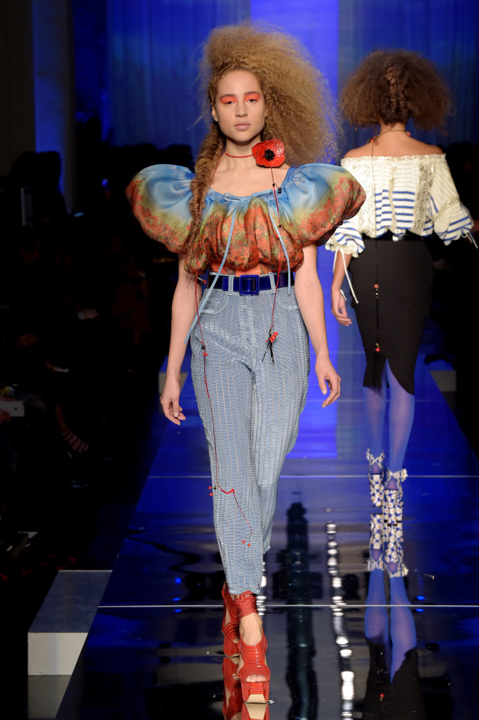 Jean Paul Gaultier Spring 2017 Couture