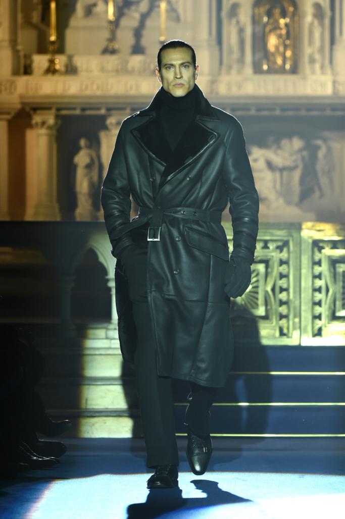 Joseph Abboud New York Fall 2017 Menswear