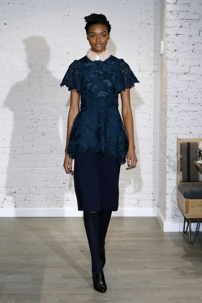 Lela Rose New York Fashion Week Fall 2017 Collection