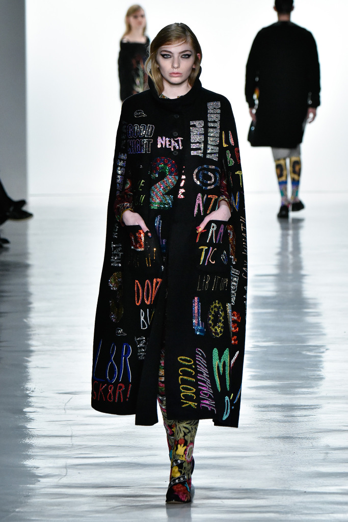 Libertine New York Fashion Week Fall 2017 Collection