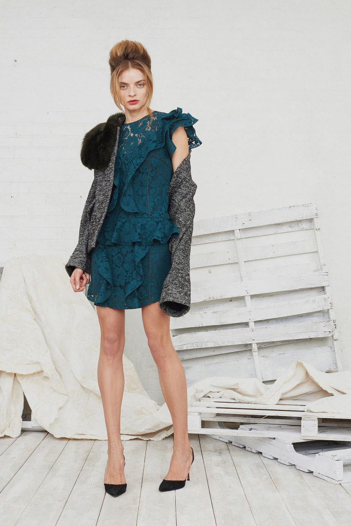 Marissa Webb New York Fashion Week Fall 2017