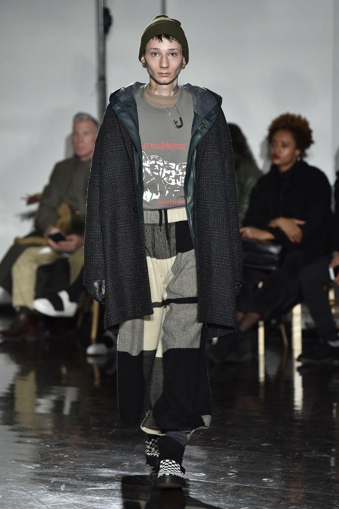 N. Hoolywood New York Fall 2017 Menswear