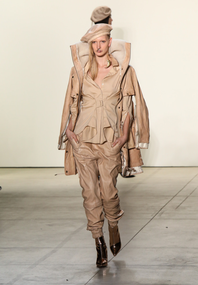 Nicholas K New York Fashion Week Fall 2017