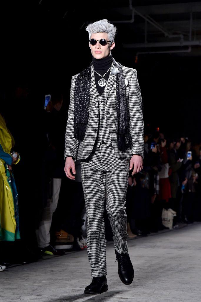 Nick Graham New York Fall 2017 Menswear