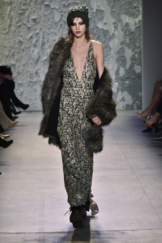 Nicole Miller New York Fashion Week Fall 2017