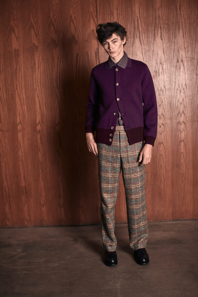 New York Fashion Week Fall 2017 Menswear Orley