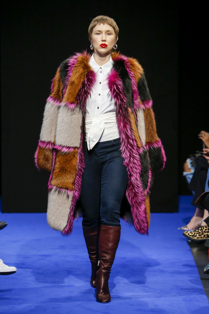 Osman London Fashion Week Fall 2017