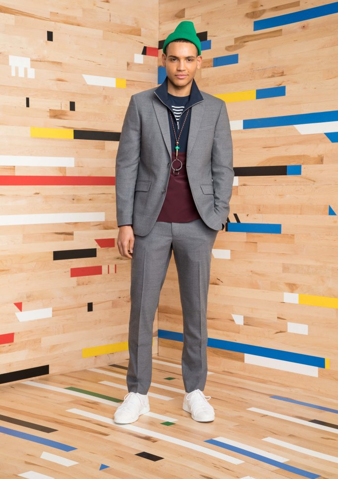 Perry Ellis New York Fall 2017 Menswear