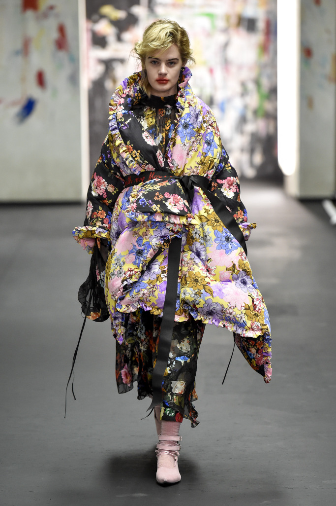 Preen by Thornton Bregazzi London Fashion Week Fall 2017