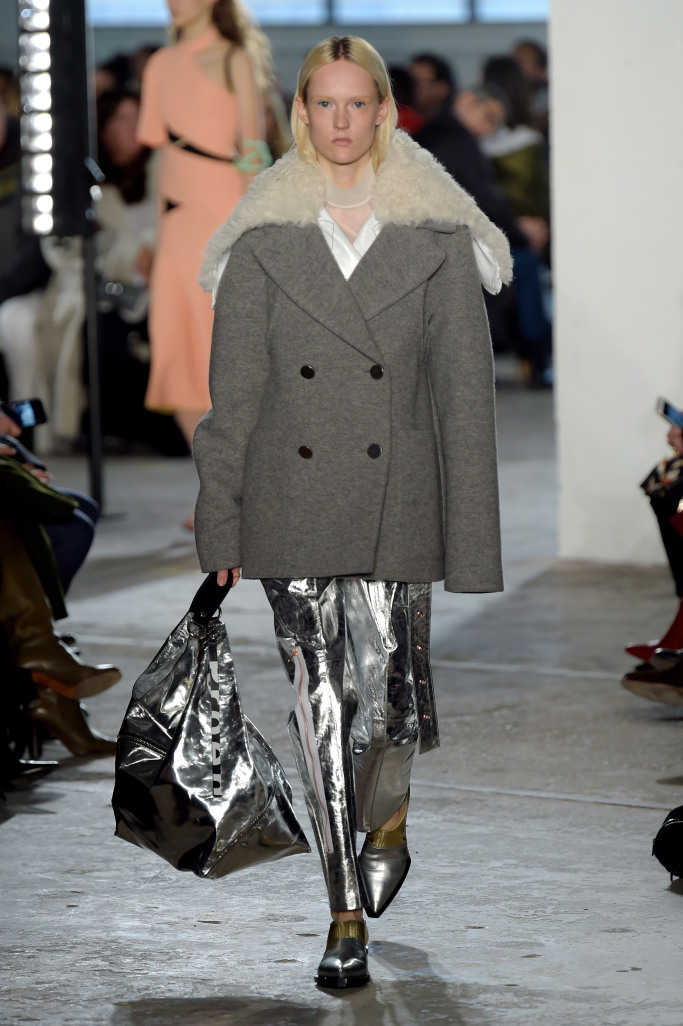 Proenza Schouler New York Fashion Week Fall 2017 Collection