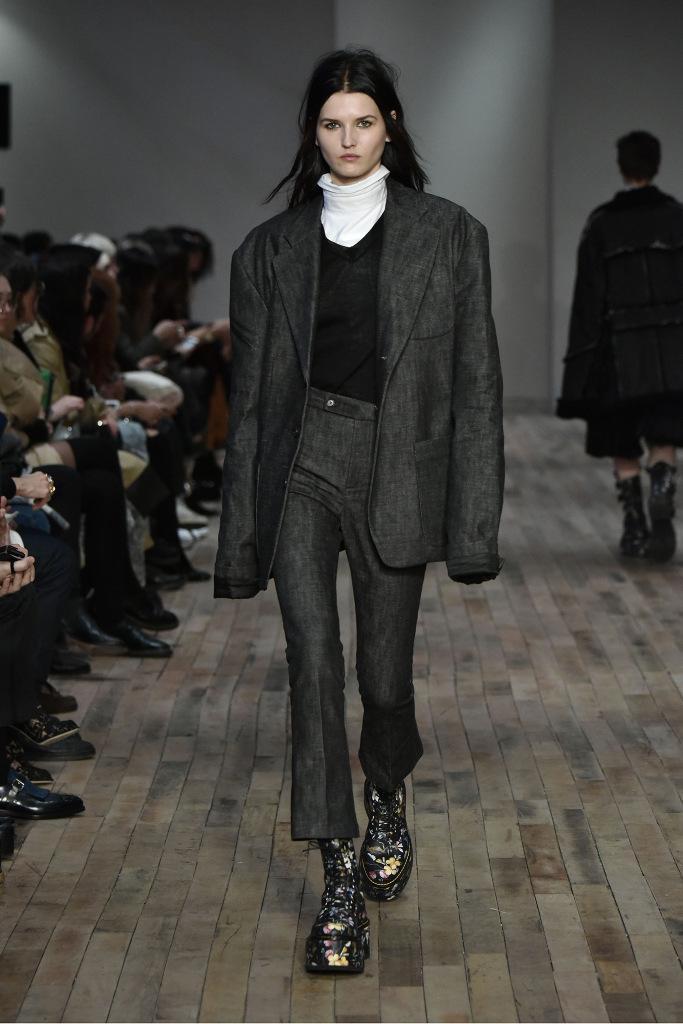 R13 New York Fashion Week Fall 2017