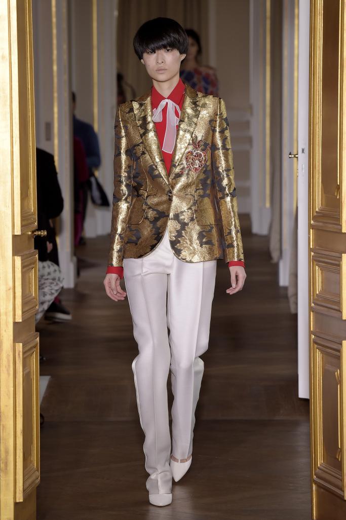 Schiaparelli Spring 2017 Couture Collection