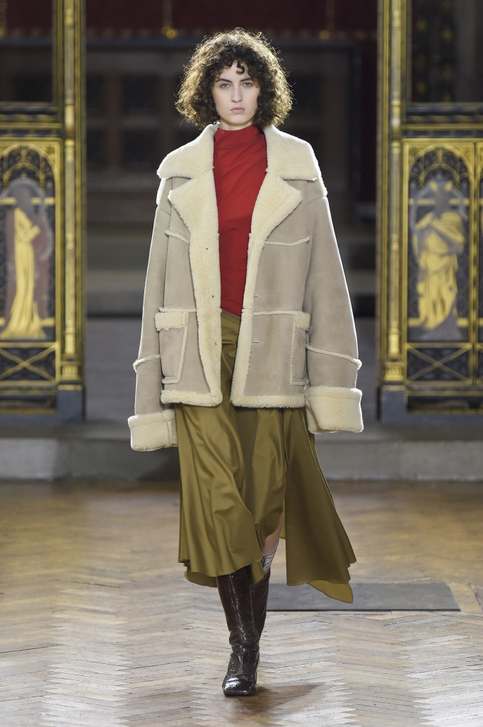 Sharon Wauchoub London Fashion Week Fall 2017