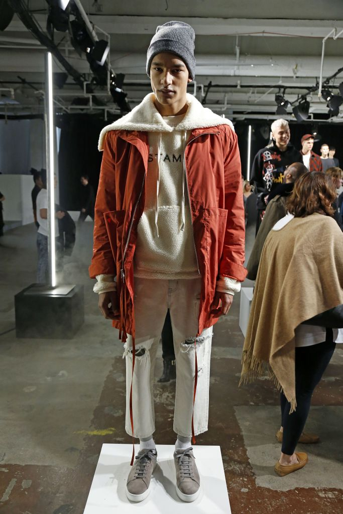 New York Fashion Week Fall 2017 Menswear Stampd