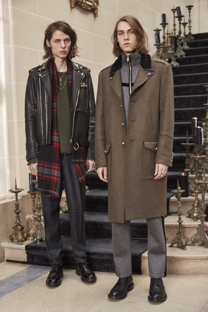 The Kooples Menswear Fall 2017 Collections