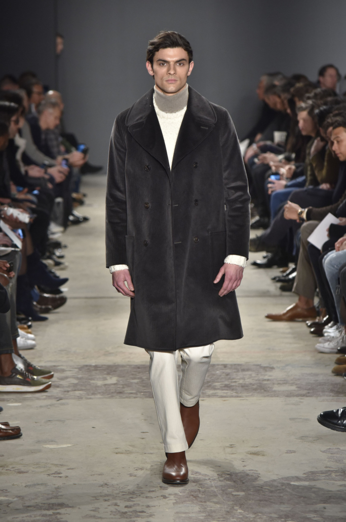 New York Fall 2017 menswear collections Todd Snyder