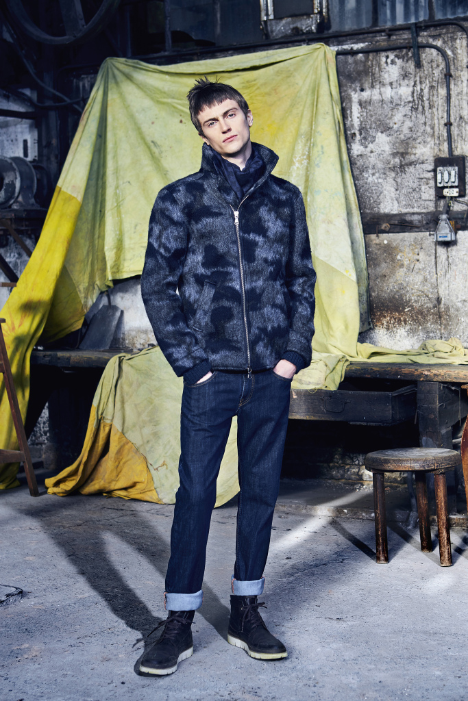 Emanuel Ungaro Menswear Fall 2017 Collections