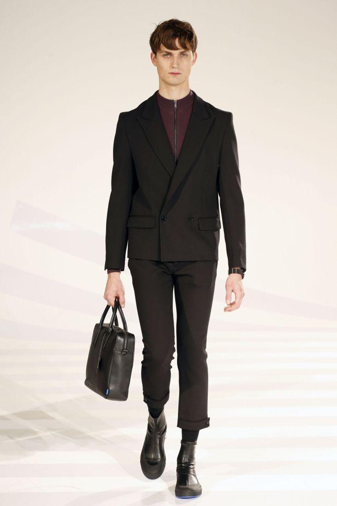 Uri Minkoff New York Fall 2017 Menswear