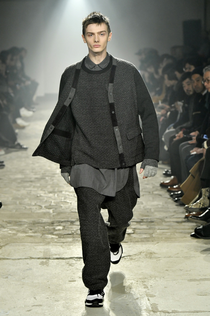 White Mountaineering Menswear Fall 2017 Collections