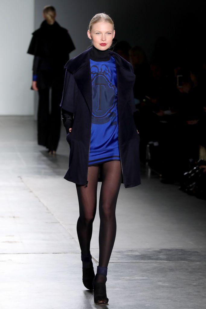 Zang Toi New York Fashion Week Fall 2017